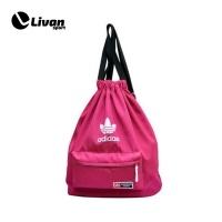 Ba lô Adidas màu hồng