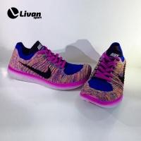 Giày tập gym Nike màu tím pha