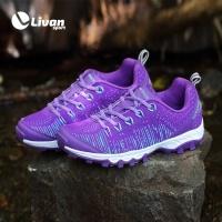 Giày thể thao Outdoor màu tím