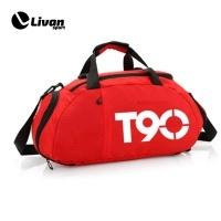 Túi trống thể thao Nike màu đỏ