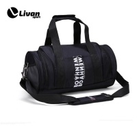 Túi trống thể thao màu đen
