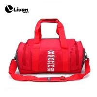 Túi trống thể thao màu đỏ